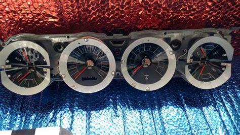 automotive gauge repair fueltempoilampvolt