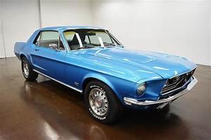 1968 Ford Mustang GT 390 S-Code | Classic Car Liquidators in Sherman, TX
