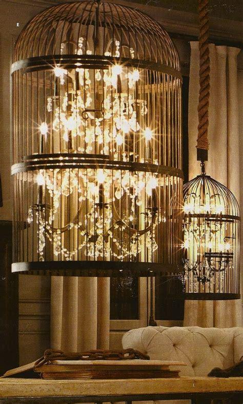 Birdcage Chandelier by Best 25 Birdcage Light Ideas Only On Birdcage