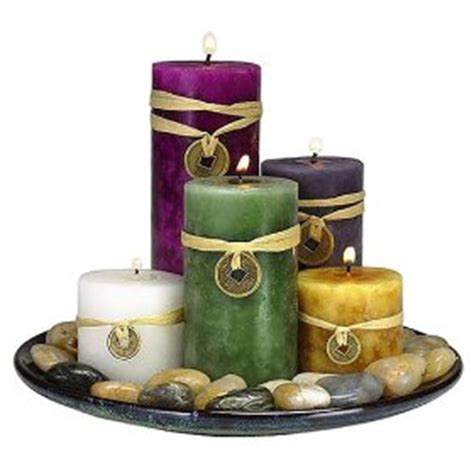 feng shui gifts for home feng shui candle set home decor hub