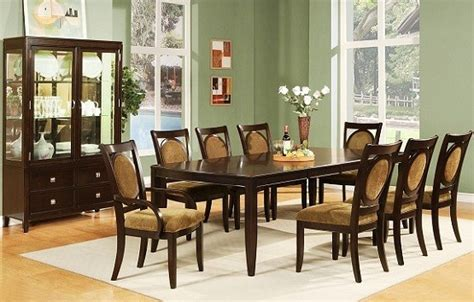 modern formal dining room set home interiors