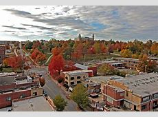 Fayetteville named No 4 best college town in the nation