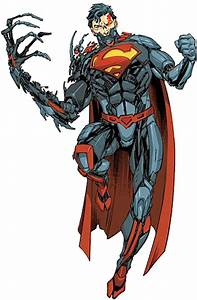 Cyborg Superman (New 52) | Fictional Battle Omniverse ...