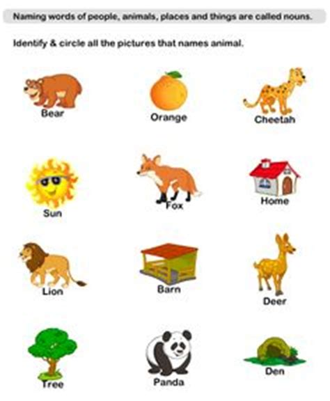 educational worksheets  kids images