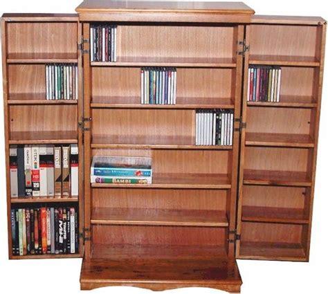 cd dvd storage cabinet wood mission cd dvd storage cabinet 612 cd 298 dvd oak ebay