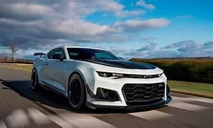 Chevrolet Camaro: la nueva versión 2020 y las últimas