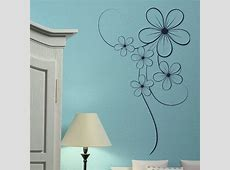 flower wall stickers for bedrooms 28 images wall