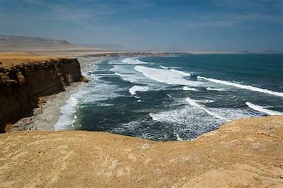 Sea Paracas Peru Reserve National Ica Wikipedia