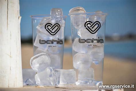 Bicchieri In Polipropilene by Bicchieri In Polipropilene Monouso Con Logo Personalizzabile