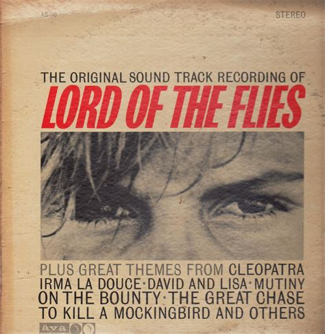 Lord Of The Flies 1963 Movie Poster