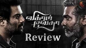 Vikram Vedha Movie Review | Madhavan | Vijay Sethupathi ...