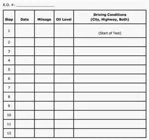 Fuel Log Sheet Template Duramax Diesel Owners Filters Turbos Fuel Economy Review Ebooks