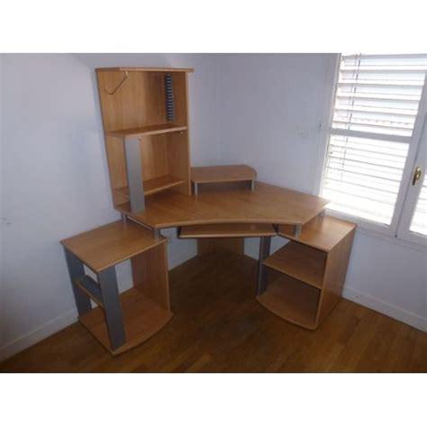 bureau d ordinateur d angle ensemble grand bureau d 39 angle pour ordinateur fauteuil