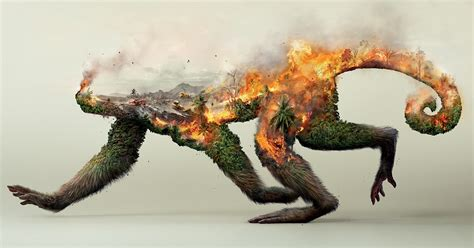 destroying nature  destroying life powerful