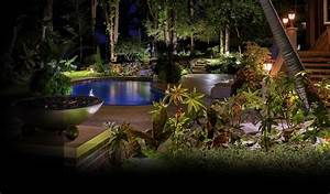 Lighthouse? landscape lighting design installation service
