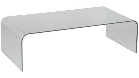 canapé angle convertible 3 places table basse design rectangulaire en verre trempé table