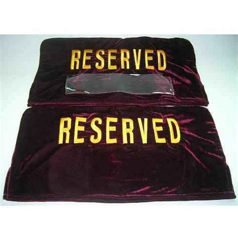 folding chair cloth cover insert signs