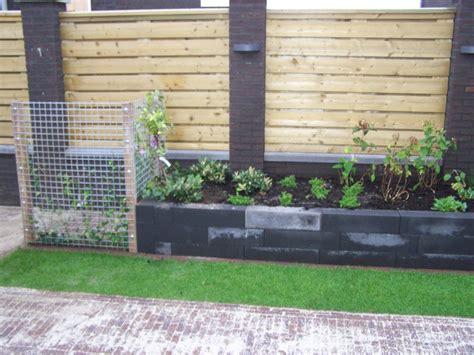 verhoogde tuin verhoogde bloembakken in de tuin with verhoogde tuin