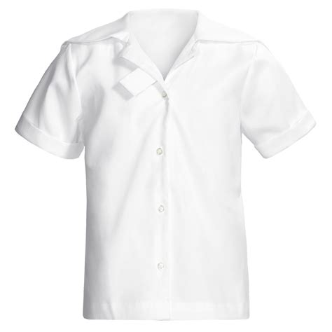 middy blouse lands end sailor collar middy blouse sleeve for