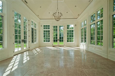 tile flooring for sunroom sunroom dc metro by architectural ceramics inc