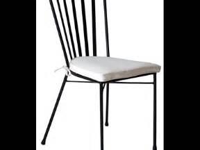 chaise pliante fer forge mosaic table 90 cm