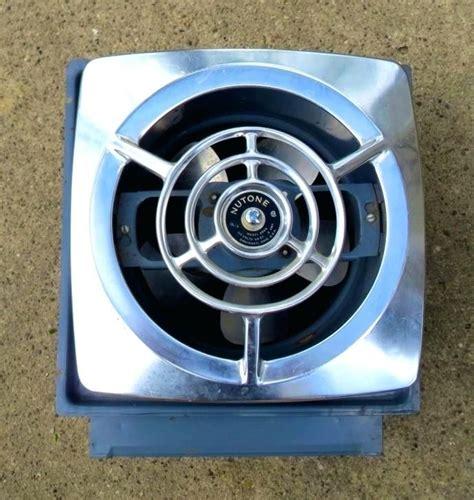 nutone vintage exhaust fan exhaust fan kitchen exhaust