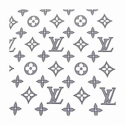 Lv Vuitton Louis Louisvuitton Trello Background Sticker