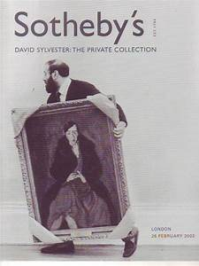 Sotheby's David Sylvester: The Private Collection London 2 ...