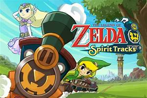 The Legend Of Zelda Spirit Tracks Wii U Vc Review