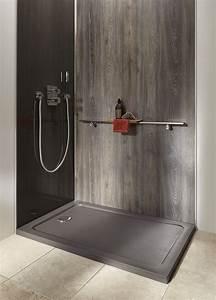 Douche Salle De Bain : les salles de bains voluent tendance 2017 frizbiz ~ Melissatoandfro.com Idées de Décoration