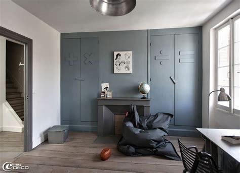 chambre dauphin chambre de garçon couleur gris dauphin chez flamant loft