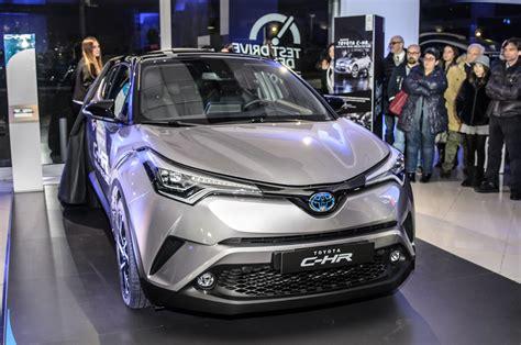 Nuova Toyota C-hr 2017