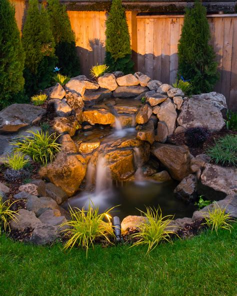 Small Backyard Pond Pictures by 15 Backyard Pond Ideas For Serenity Seekers Pond Ponds