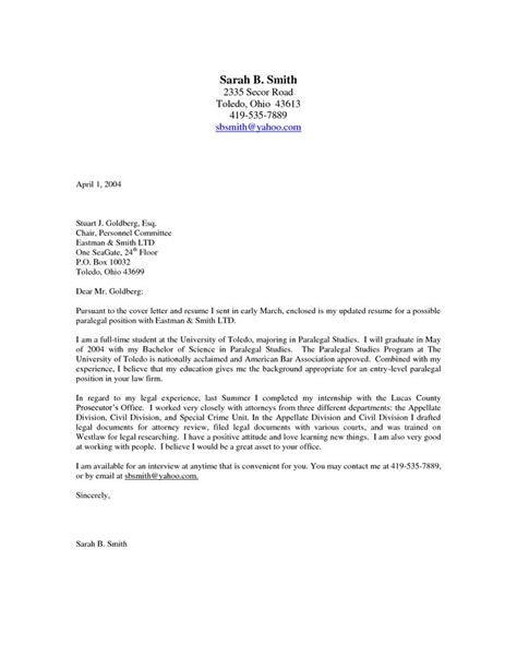 Resume Cover Letter Example Best Template HDSimple Cover Letter Application Letter Sample