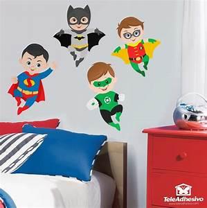 Wandtattoo Auf Rauputz : wandtattoo superhelden prinsenvanderaa ~ Michelbontemps.com Haus und Dekorationen