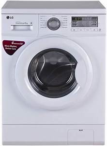 LG 6 kg Fully Automatic Front Load Washing Machine White ...