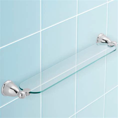 shower shelf stylus chrome venecia glass shower shelf bunnings warehouse