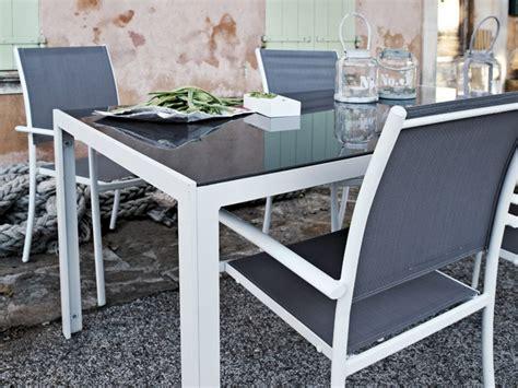 table et chaises de jardin leroy merlin comment choisir mobilier de jardin habitatpresto