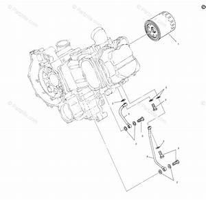 Polaris Atv 2002 Oem Parts Diagram For Oil Filter