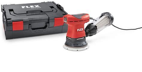 flex mit drehzahlregelung flex handlicher exzenterschleifer mit drehzahlregelung im set 125 mm 429880