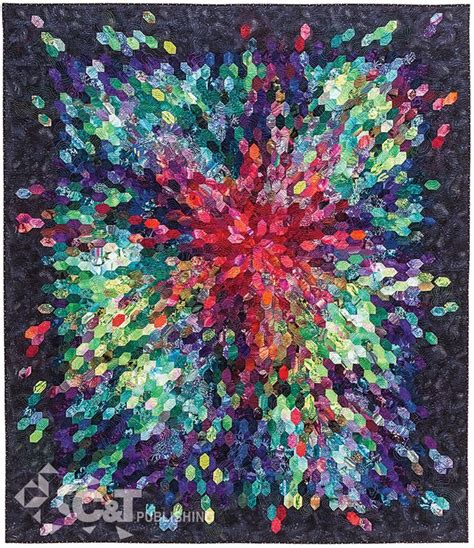 colorful quilt 520 best colorful quilts images on colorful