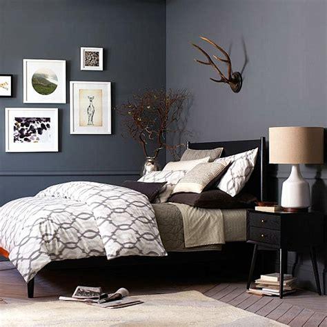 schlafzimmer ideen schwarzes bett schlafzimmer schwarzes bett