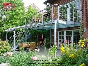 Wieviel Kostet Ein Wintergarten : was kostet ein carport mit balkon moderne h user mit ~ Sanjose-hotels-ca.com Haus und Dekorationen