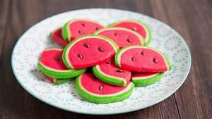 Kekse Backen Rezepte : sommerliche melonen kekse zum selbermachen ~ Orissabook.com Haus und Dekorationen