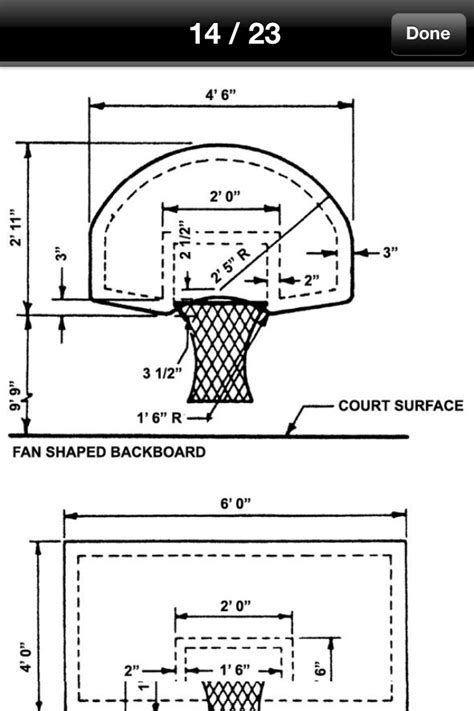 basketball backboard ideas  pinterest cool