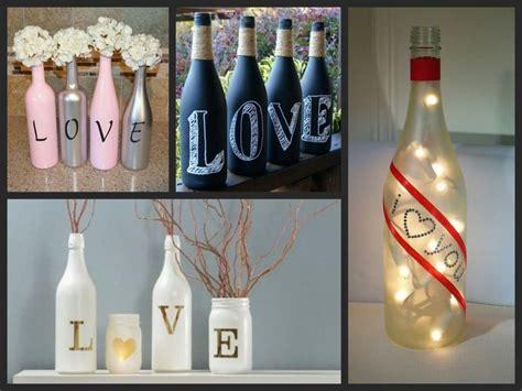 valentines bottle decorating ideas diy bottle decorations