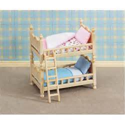 calico critters bunk beds givens books and little dickens