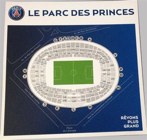 parc des princes 48 583 ligue 1 page 287