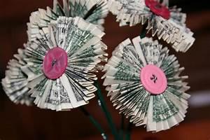 Blumen Aus Geld Basteln : geldgeschenke zum geburtstag basteln 15 diy ideen ~ Bigdaddyawards.com Haus und Dekorationen