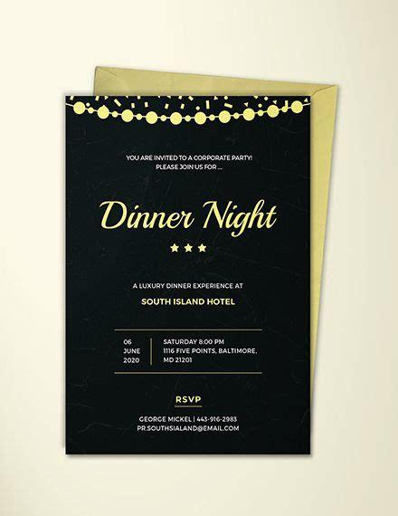 gala dinner night invitation  images